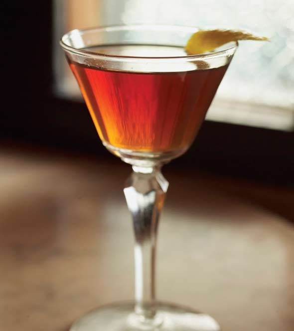 dry manhattan-cocktail-vt